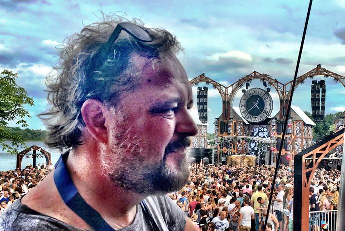 Festival-directeur Marcel Mingers.