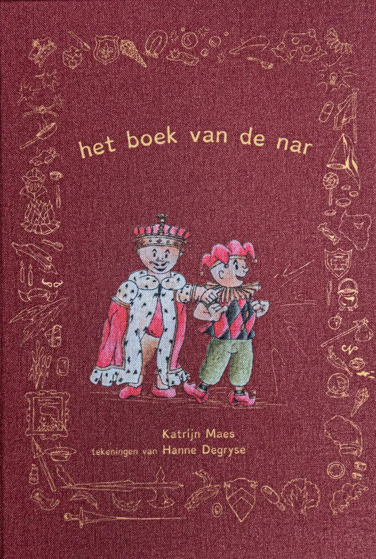 Het boek van de nar.