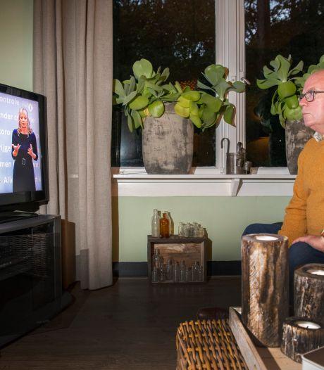 Slecht nieuws, maar toch haalt Jos uit Beekbergen opgelucht adem