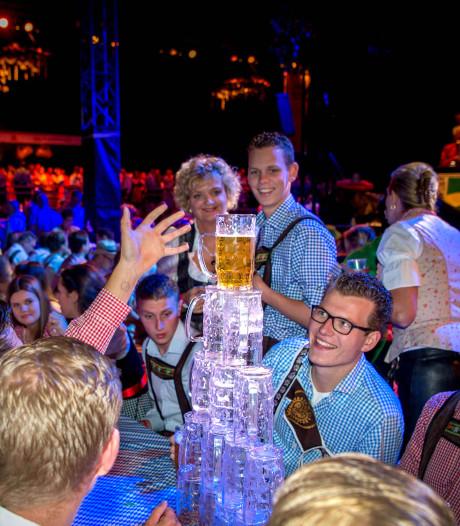 'Biergarten' en busvervoer voor Maas en Waalse Oktoberfeesten