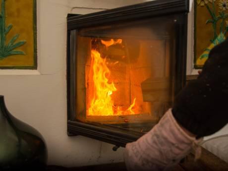 Rook houtkachels houdt aandacht van provincies