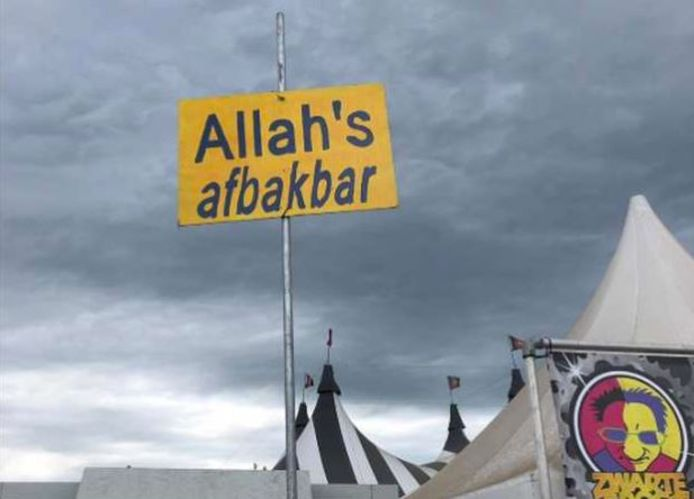 Allah's Afbakbar