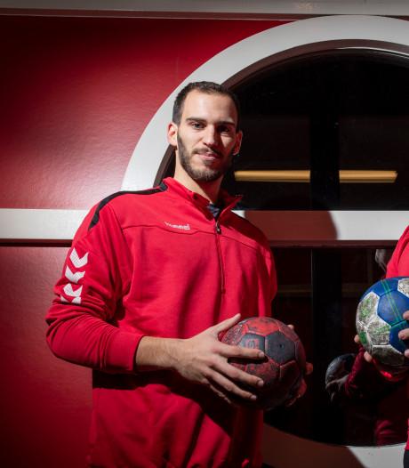 Portugese passie op Edes handbalveld