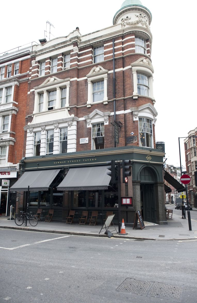 Newman Street Tavern. Beeld null