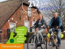 Vijf nieuwe fietsroutes langs Lopik, IJsselstein, Oudewater en Montfoort