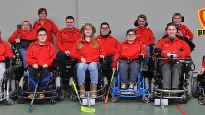 """""""Knallen op WK rolstoelhockey!"""""""