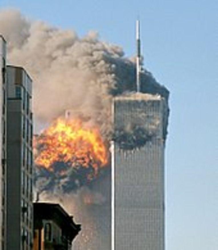 Aanslagen op de Twin Towers van het World Trade Center op 11 september 2001