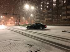 Sneeuw in Brabant: code geel om spekgladde wegen