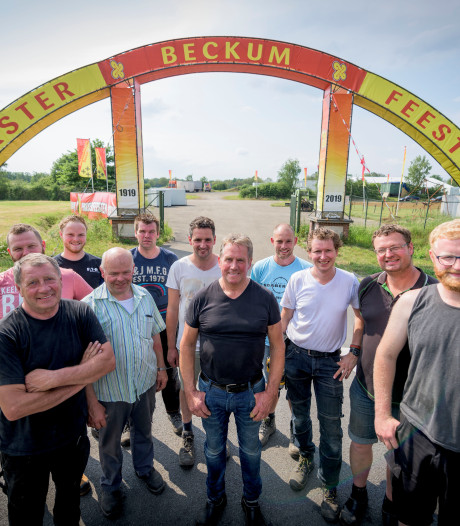 Nieuwe voorzitter voor Zomerfeesten Beckum
