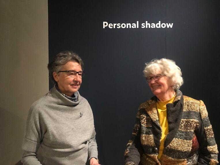 Maria en Liesbeth Beeld Juul van Stokkom