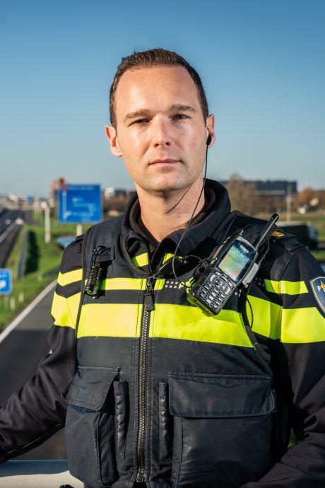 Hoe de nachtdienst van politieman Leo eindigde in een nachtmerrie met een dode op de A12