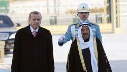 """Erdogan: """"Geen enkele Europeaan zal nog veilig over straat kunnen lopen"""""""