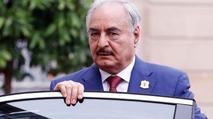 Europeanen vragen Libische maarschalk Haftar om offensief op Tripoli stop te zetten