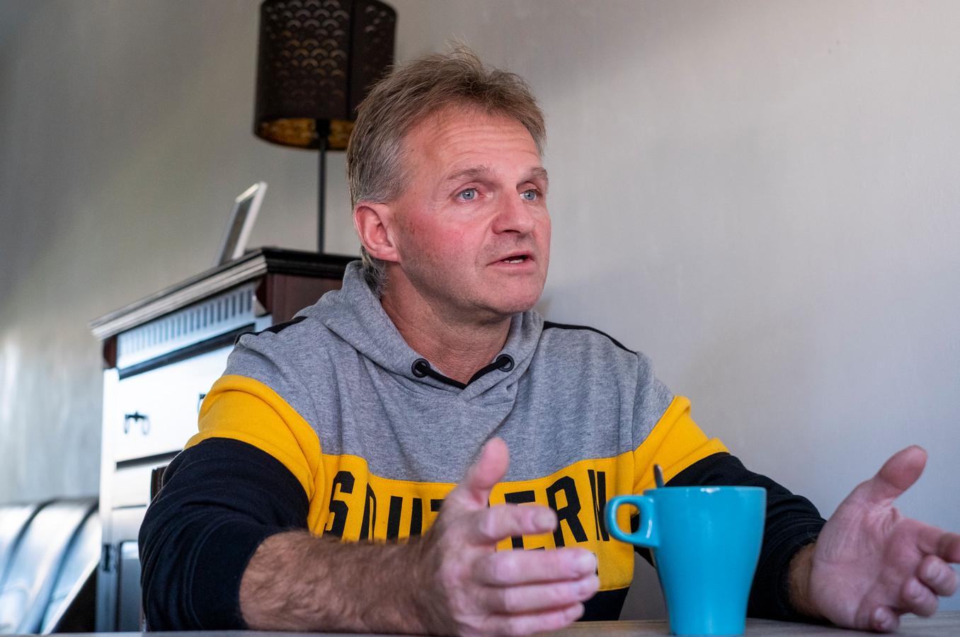 Dries Veldman vertelt zijn verhaal.