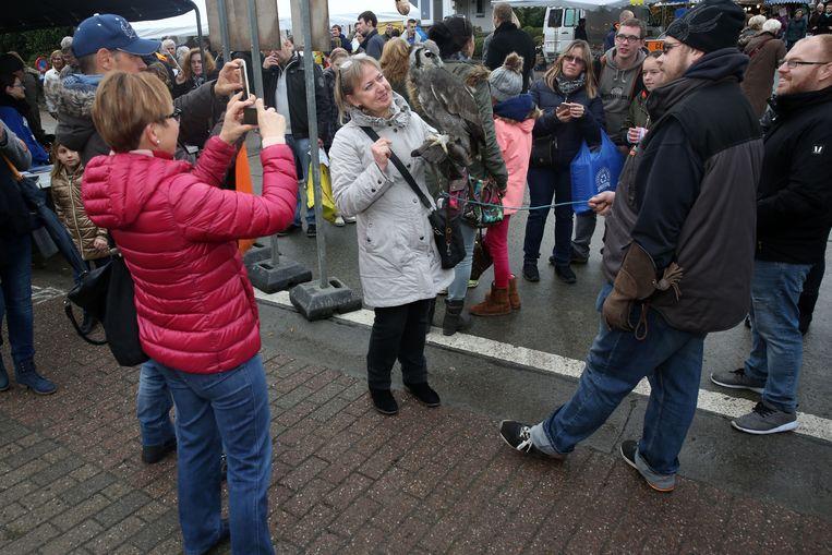 De jaarmarkt in Sint-Pieters-Leeuw biedt ook dit jaar heel wat animatie voor de duizenden bezoekers die verwacht worden.