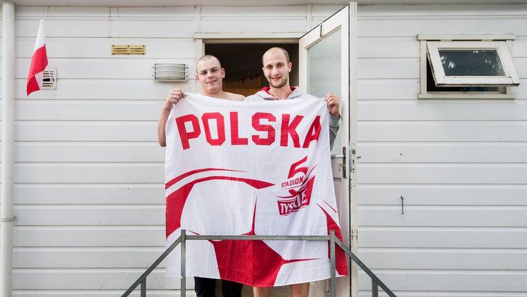 Poolse arbeidsmigranten worden in Nederland nog altijd uitgebuit. Beeld anp