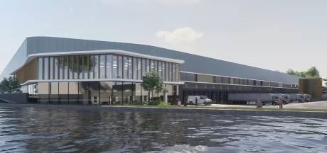 Nieuw distributiecentrum in Waalwijk: 32.000 vierkante meter aan de haven