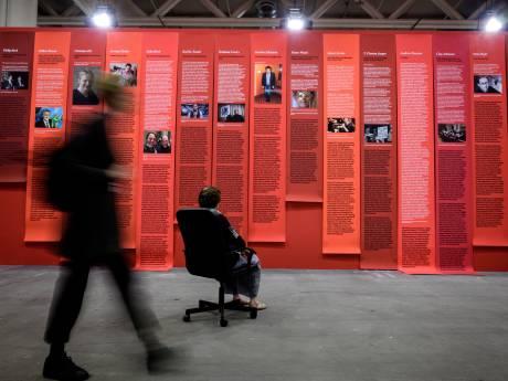 Une oeuvre inspirée de #MeToo déclenche la polémique à Art Basel
