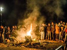 Vreugdevuur op oudjaar wellicht terug in Krabbendijke