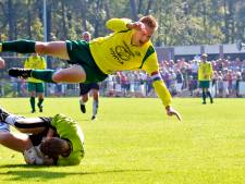 Rijen en Gilze in ban van voetbalderby
