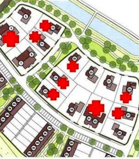 Bouwkavels in nieuwe wijk Hasselt erg gewild