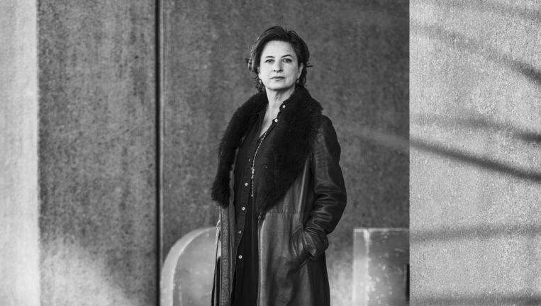 Jacqueline Blom Beeld Frank Ruiter