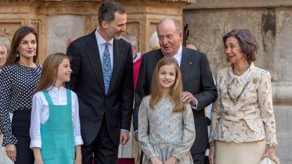 """Spaanse koningin Letizia """"gekwetst"""" door mediastorm over familieruzie"""