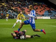 Passen en meten voor volle stadions: Zwarte doeken weg bij Vitesse