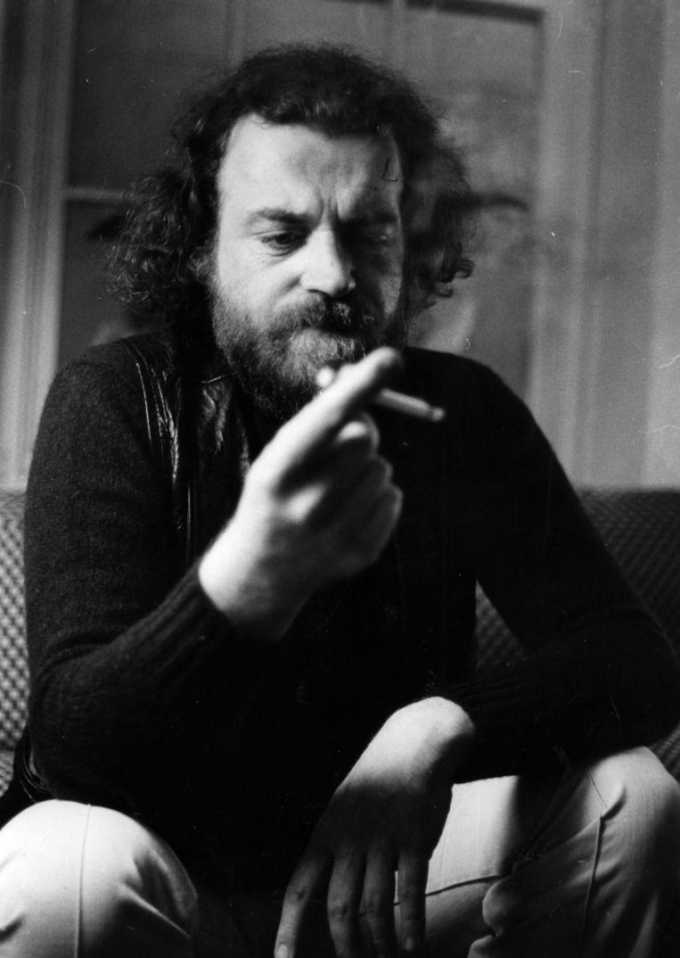 Joe Cocker in 1977.