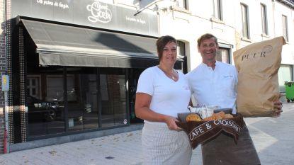 Centrumwerken Aalter bijna klaar: Bakker Gozin doet na jaar bakkerij weer open