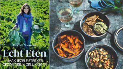 """Pascale Naessens onthult nieuw boek dat ze maakte tijdens de lockdown: """"Mijn creatiefste recepten tot nu toe"""""""