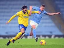 Manchester City bat Brighton grâce à un assit de De Bruyne