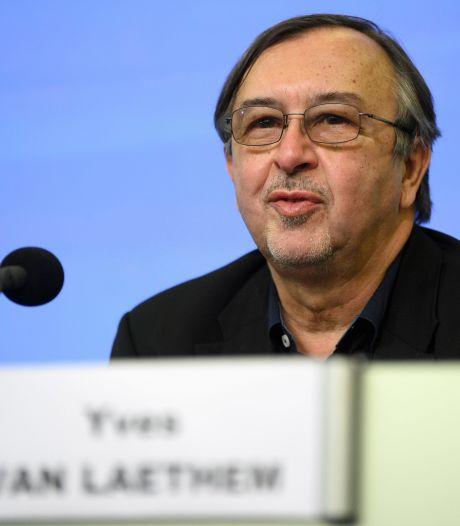 """Yves Van Laethem: """"La deuxième vague est actuellement moins meurtrière que la première"""""""
