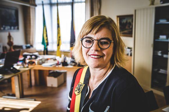 Tania De Jonge.
