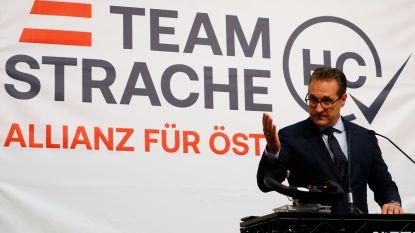 Ex-leider extreemrechtse FPÖ maakt jaar na Ibizagate comeback met eigen partij in Oostenrijk