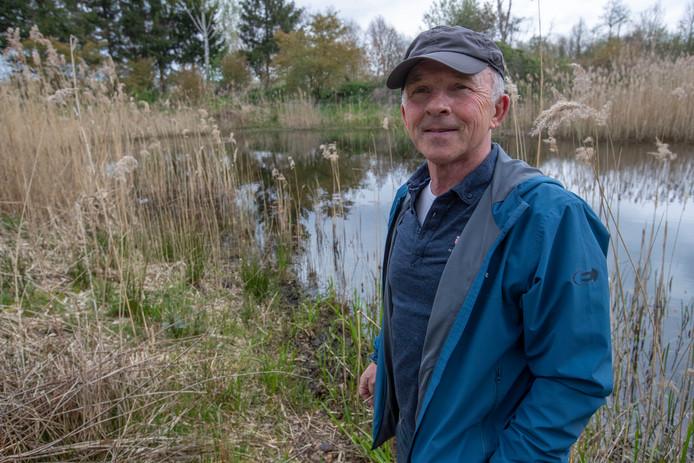 Subsidie voor particulier natuurgebiedje van Frans van Hulst Veldhoven