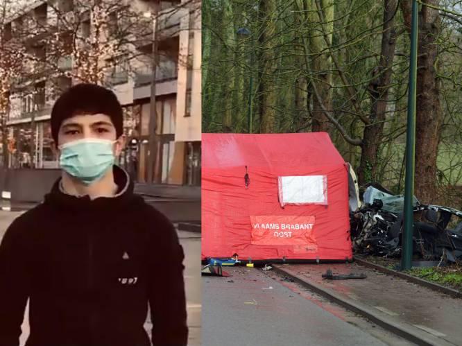 """Vechtsportclub rouwt om Turpal (16), die om het leven kwam tijdens fatale autorit: """"Hij kon een groot kampioen worden"""""""