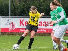 Vrouwen SSS'18 spelen gelijk in doelpuntenfestijn