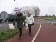 Lopen met de kerstmuts op: Christmas Walk in Andel beleeft primeur