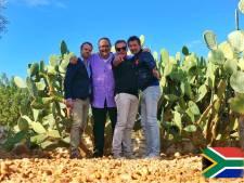 Topkok Julius Jaspers: 'Zuid-Afrika is een ervaring die foodies en wijnliefhebbers níet mogen missen'