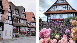 Dit is het allermooiste stadje van heel Frankrijk (volgens de Fransen zelf)