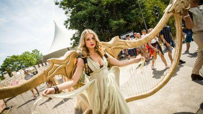 Magisch Tomorrowland: in het spoor van de elfjesparade
