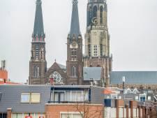 Meevaller bij restauratie van Nieuwe Kerk in Delft