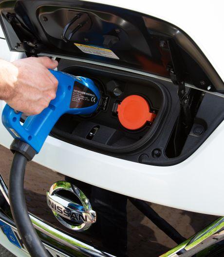 'Duitsland verhoogt aanschafsubsidie elektrische auto's met 25 tot 50 procent'