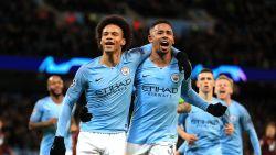 Manchester City verslaat Hoffenheim ondanks karrenvracht aan kansen slechts met het kleinste verschil