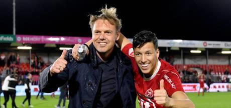Trainer Tobiasen langer door bij Almere City FC