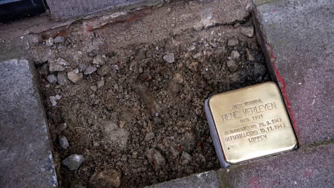 Oorlogsslachtoffers worden niet vergeten: stadscentrum krijgt er nog eens acht nieuwe struikelstenen bij