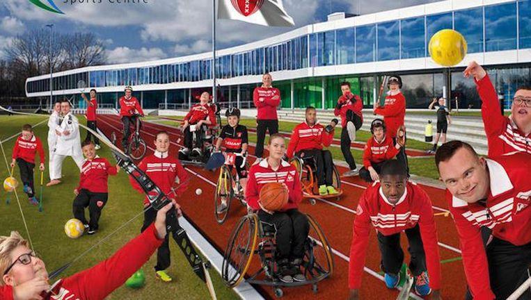Onder leiding van Brouwer groeide het Friendship Sports Centre uit tot een plek waar meer dan 630 kinderen terecht kunnen. Beeld Friendship Sports Centre
