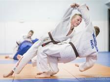 Zilver voor Almelose judoka Moes op Europees Jeugd Olympisch Festival