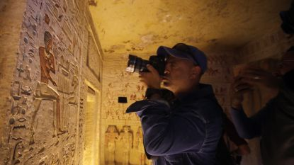 Graf van meer dan 4.400 jaar oud ontdekt in Egypte